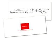 人生を変えるアファメーションカード